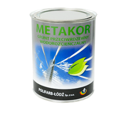 METAKOR water-based primer...