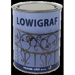 LOWIGRAF polyvinyl topcoat...