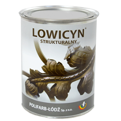 LOWICYN structural paint...
