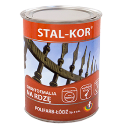 STAL-KOR acrylic and alkyd...
