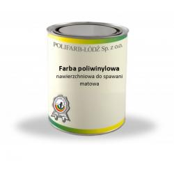 Polyvinyl topcoat paint for...
